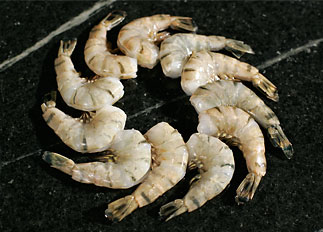 Black Tiger Prawn - Shell-On XL (16/20 Ct)