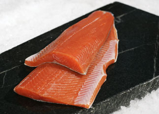 Wild Sockeye Salmon Fillet